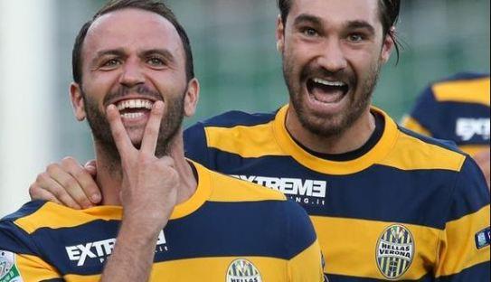 Kolaborasi Mantan Pemain AC Milan di Hellas Verona