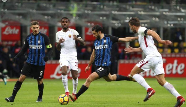 Inter Milan Hampir Kalah Karena Kurang Agresif Eksploitasi Sayap Kanan AS Roma