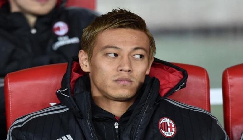 Keisuke Honda Kecam Suporter AC Milan