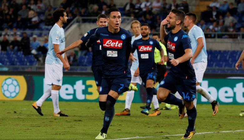 Krisis Bek Tengah Lazio Tentukan Kemenangan Napoli