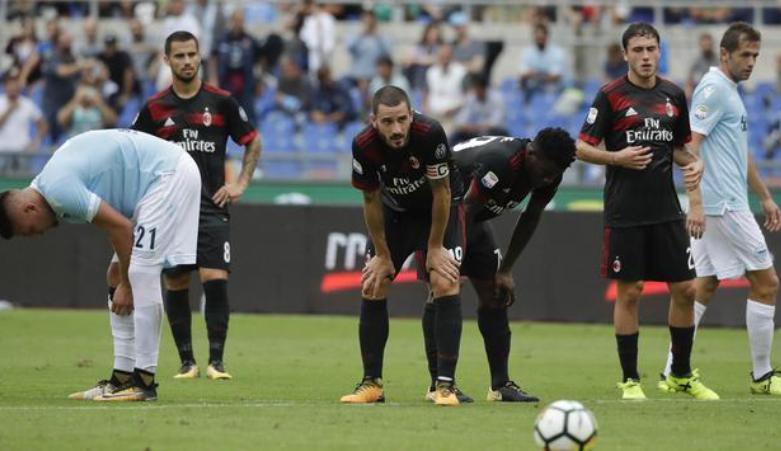 Montella: Semua Pemain Milan Tidak Bekerja Sebagai Tim