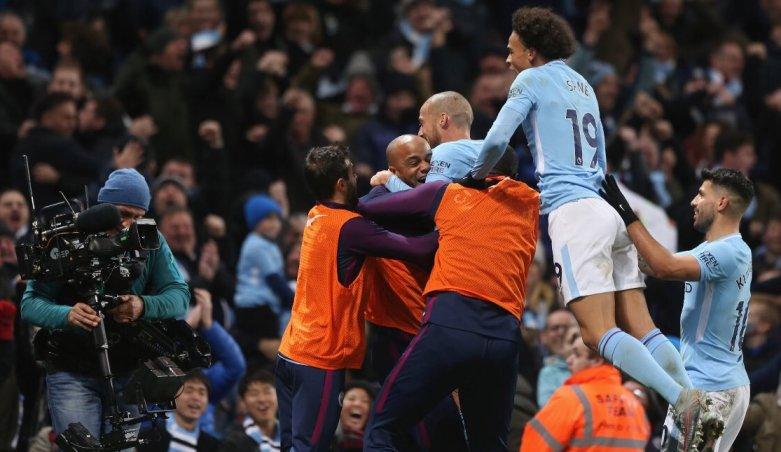 Statistik Mengesankan Man City dalam Rekor 13 Kemenangan Beruntun