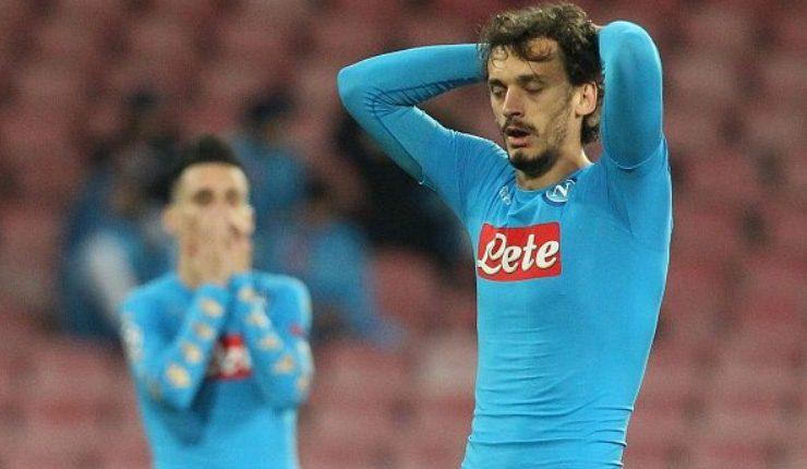 Menjamu Inter Milan, Napoli Kembali Andalkan Manolo Gabbiadini