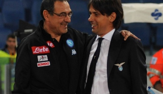 Lazio vs Napoli, Saling Berburu Keunggulan Pertama