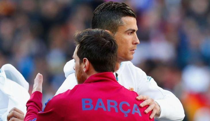 Messi Berpeluang Menyusul Ronaldo ke Italia