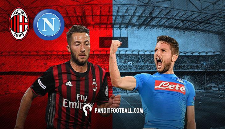 Dua Faktor yang Membuat AC Milan Dikalahkan Napoli