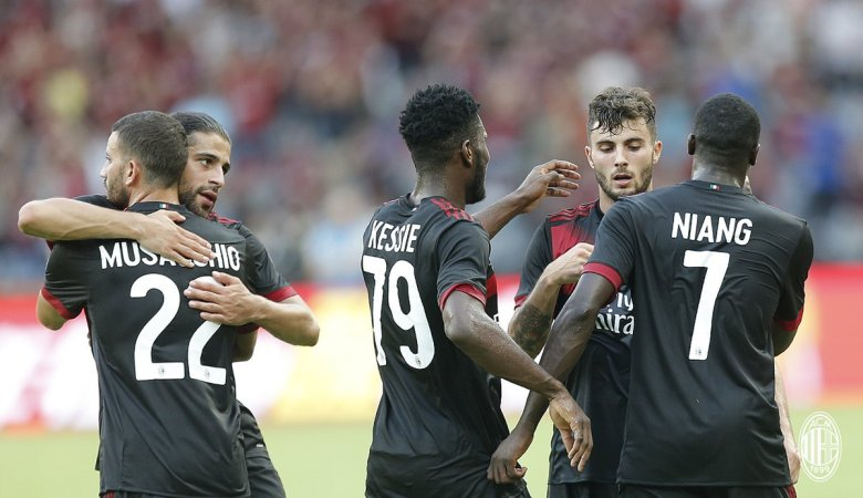 Milan Pecundangi Bayern dengan Skor 4-0 di ICC