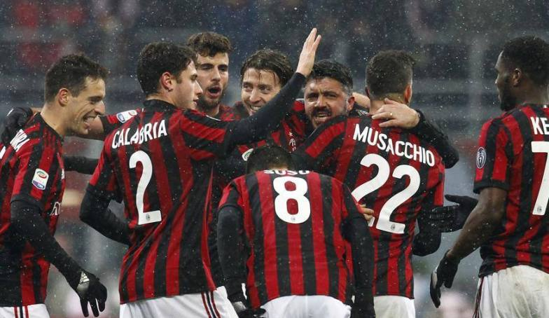 Milan Terus Melaju Bersama Gattuso Berkat Formasi 4-3-3