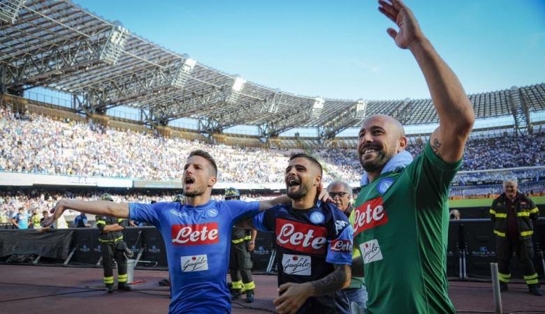 Filosofi Penguasaan Bola Napoli dan Sayatan Sayap Kiri yang Manjakan Dries Mertens