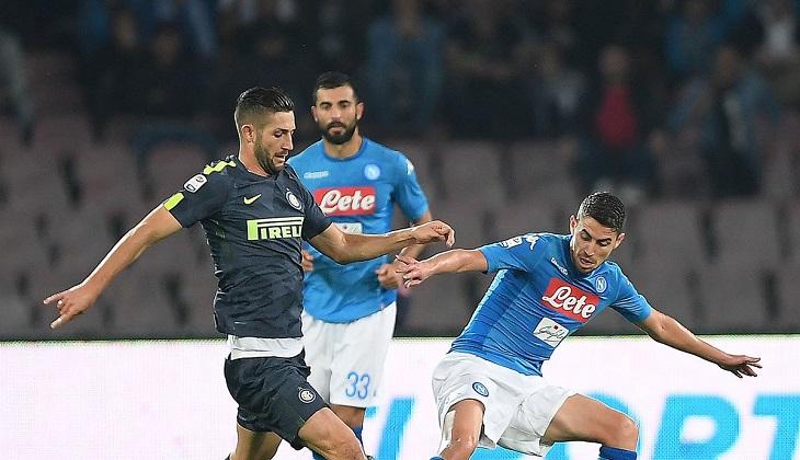 Inter Memang Berniat Buat Tahan Imbang Napoli