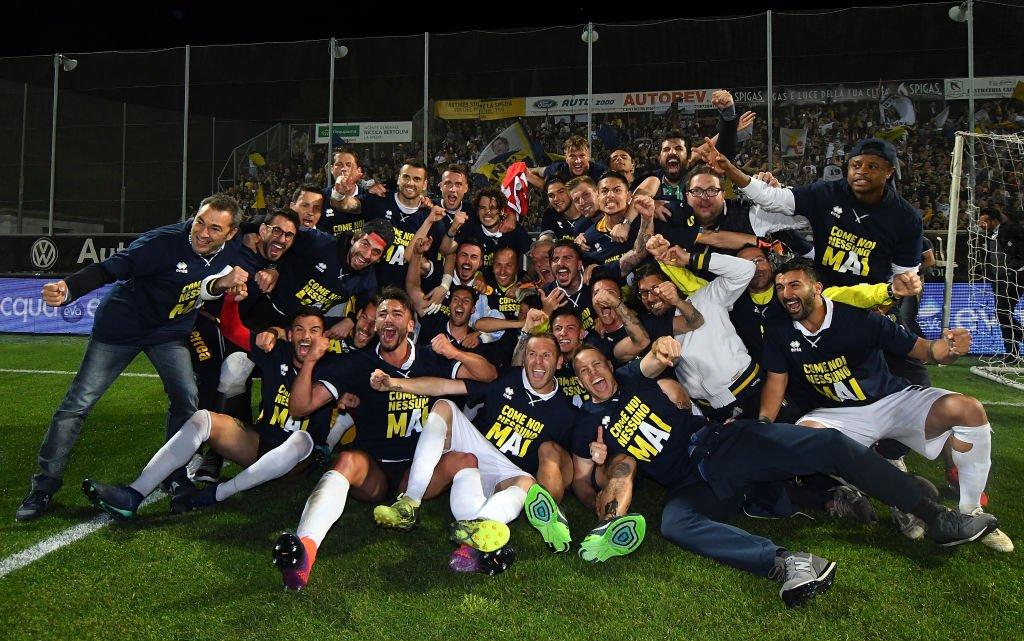 Jalan Panjang Parma Kembali ke Serie A