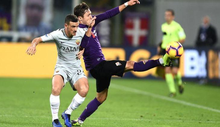 Roma dan Fiorentina Gagal Perbaiki Nasib
