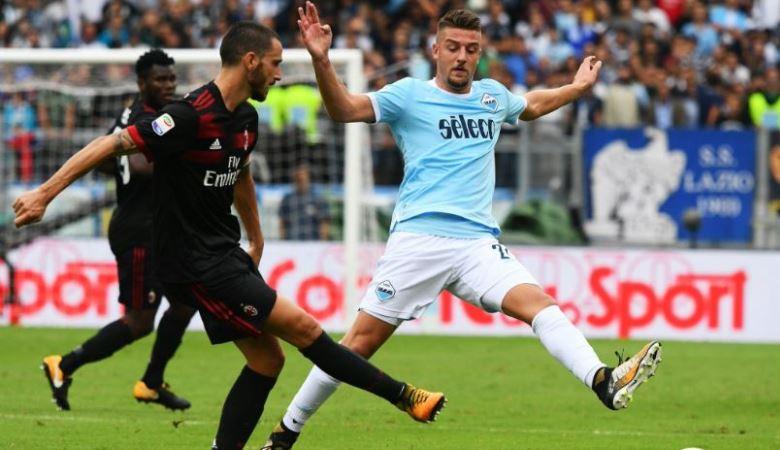 Serangan Balik Sayap Lazio Sangat Mematikan Bagi AC Milan