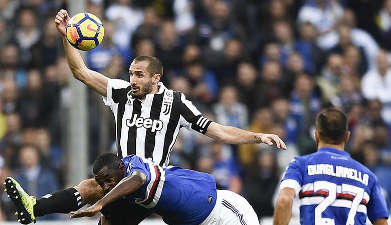 Juventus Tumbang dan Turun Peringkat