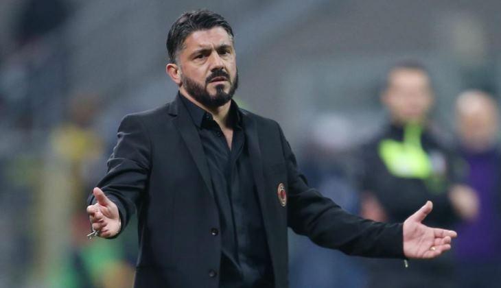 Catatan Negatif Ancam Masa Depan Gattuso di San Siro