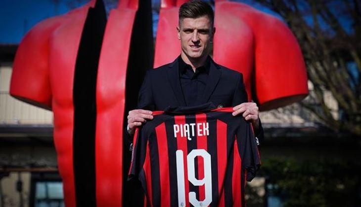 Impian dan Beban Piatek bersama Milan