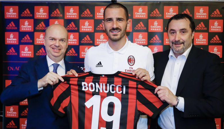 Bonucci Tentang Kepindahannya ke AC Milan