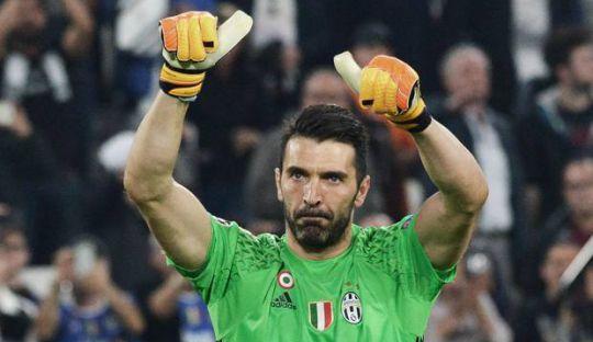 Buffon Tentang Gelar Serie A dan Ballon d`Or