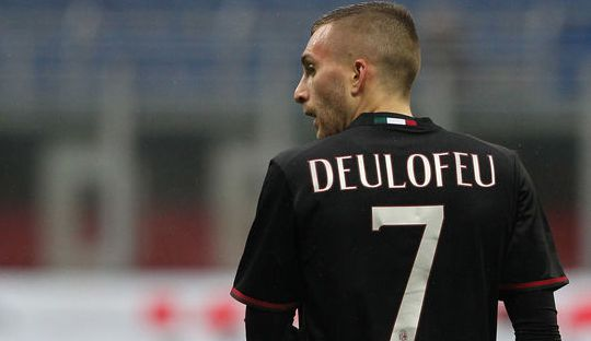 Deulofeu Nikmati Peran False 9 di AC Milan