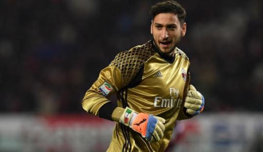 Real Madrid Akui Incar Donnarumma, Milan Siap Rekrut Perin