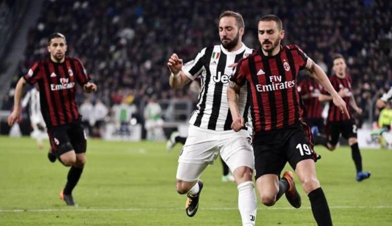 AC Milan dan Juventus Sama-sama Untung