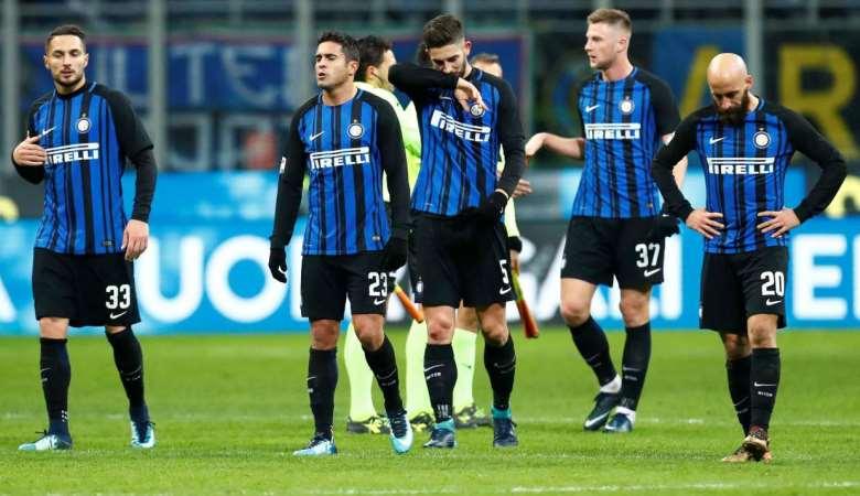 Sumbu Kesulitan Inter Milan