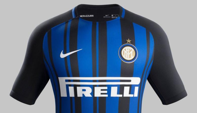 Inter Milan Pamer Jersey Baru