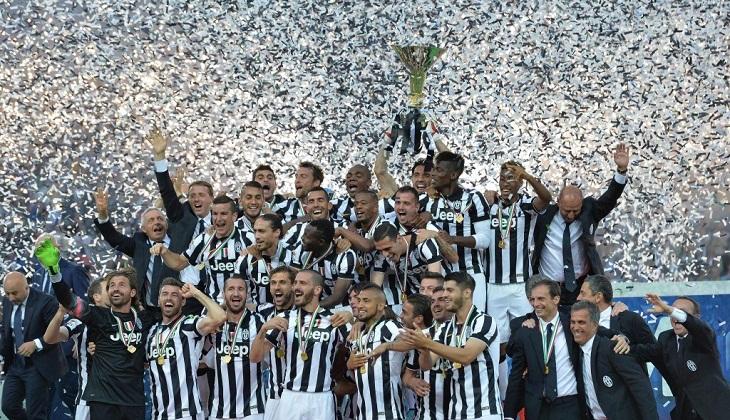 Memperingati Hari Lahir Juventus