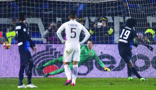 Kessie Akan Menjadi Sorotan Utama pada Laga AS Roma vs Atalanta