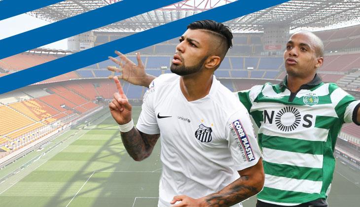 Setelah Joao Mario dan Gabriel Barbosa, Siapa Lagi yang Akan Merapat ke Inter?