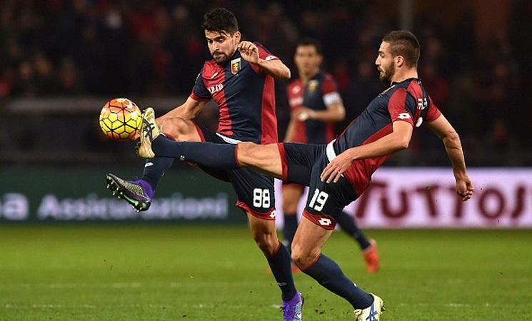 Menilik Keberanian Genoa Melepas Dua Pemain Kunci Mereka