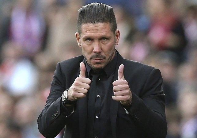 """Diego Simeone : """"Suatu Hari Nanti Saya Akan Melatih Inter Milan"""""""