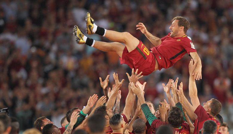 Menanti Kontribusi Totti untuk Roma dari Luar Lapangan