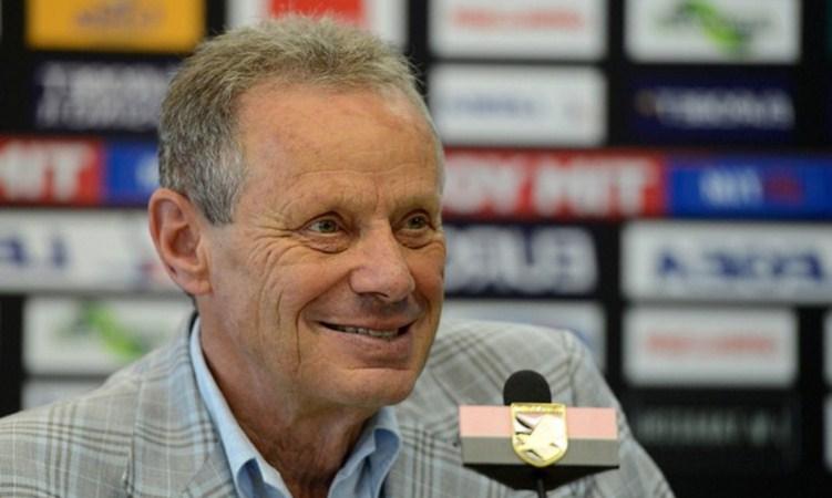 Zamparini Mundur dari Kursi Presiden Palermo