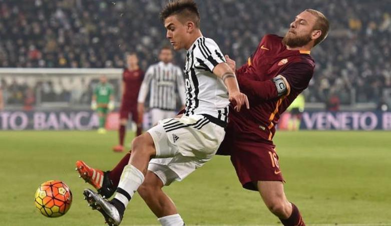 Catatan Negatif Roma Jelang Hadapi Juventus