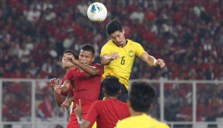 Highlight Pertandingan Kualifikasi Piala Dunia 2022 Indonesia vs Malaysia