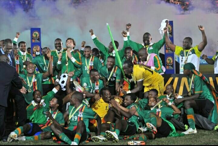 Belajar Menghargai Sejarah dari Tim Nasional Zambia