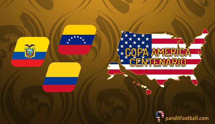 Tiga Negara Poros Bolivar yang Mungkin Akan Lolos ke Semifinal Copa America Centenario 2016