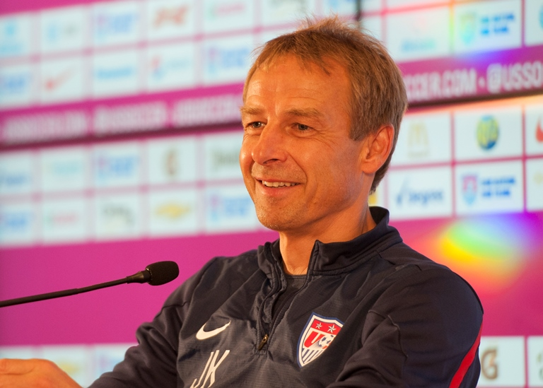 Klinsmann Lelah Amerika Serikat Selalu Dianggap Underdog