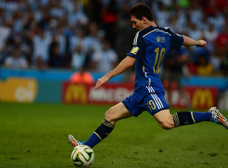 Messi dan Tuntutan Nama Besar