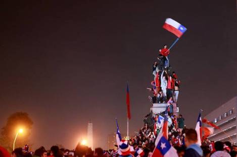 Tuntut Alexis Tinggalkan Arsenal, Masyarakat Cile Akan Gelar Demo Nasional