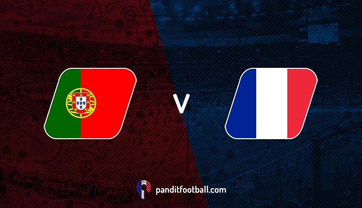 Statistik Prancis vs Portugal Jelang Final Piala Eropa 2016