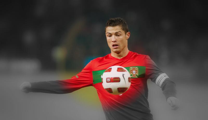 Kemenangan Portugal, Kemenangan Ronaldo