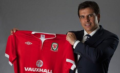 Masa Sulit yang Mengantarkan Chris Coleman Menjadi Pahlawan Wales
