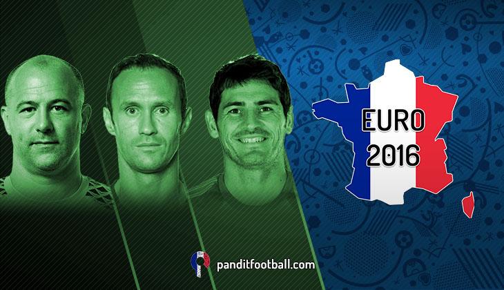 Piala Eropa 2016 Masih Menjadi Panggung bagi Para Pemain Tua