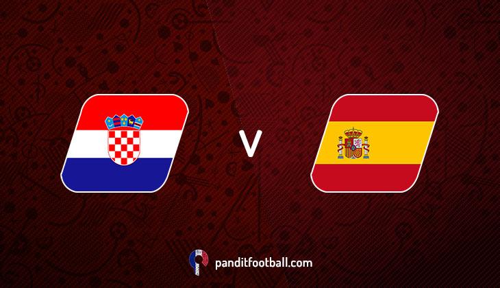 Spanyol vs Kroasia: Perebutan Juara Grup D yang Mungkin Monoton