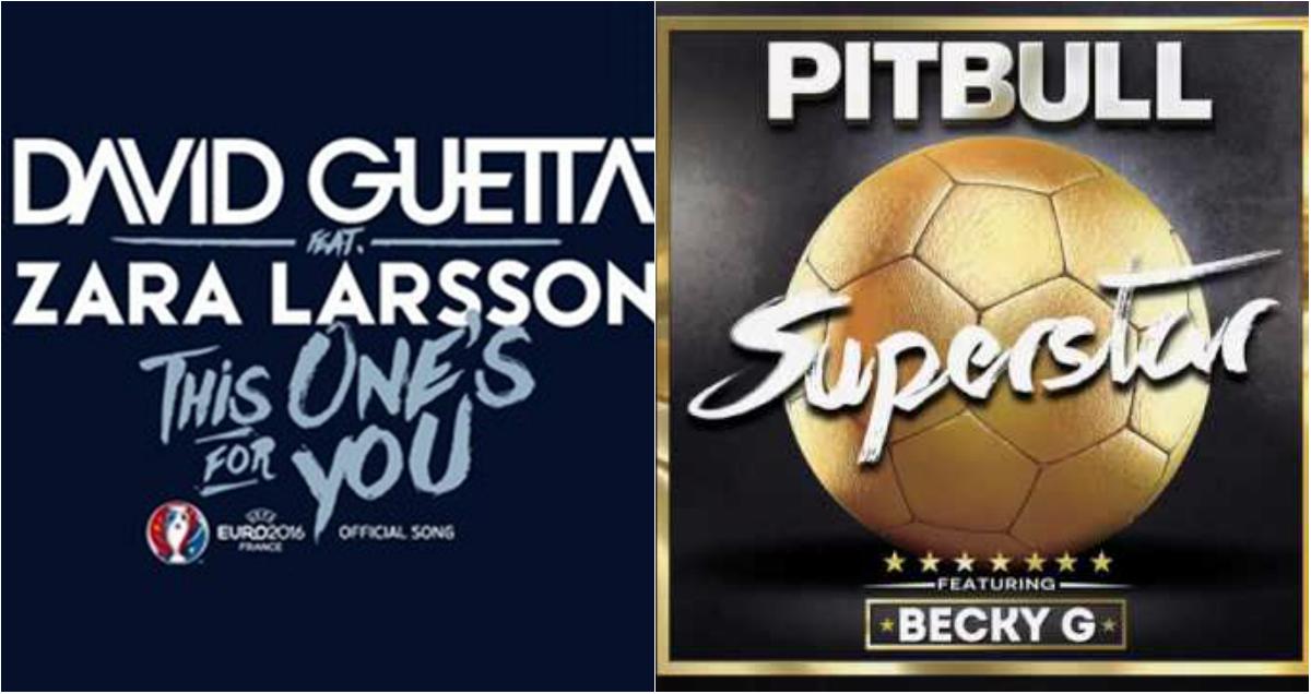Membandingkan Lagu Tema Piala Eropa 2016 & Copa America Centenario