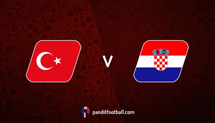Turki vs Kroasia: Adu Kualitas Lini Tengah