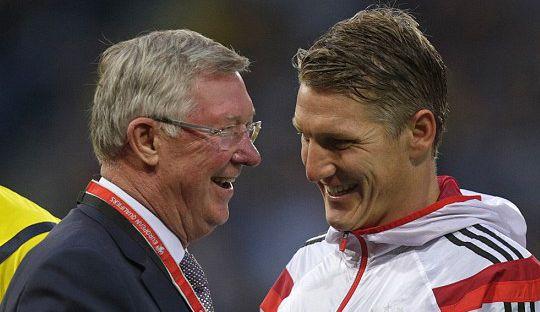 Sir Alex Ferguson Sayangkan Kepindahan Schweinsteiger dari United