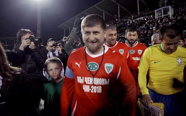Obsesi Politik yang Merasuki Sepakbola Chechnya